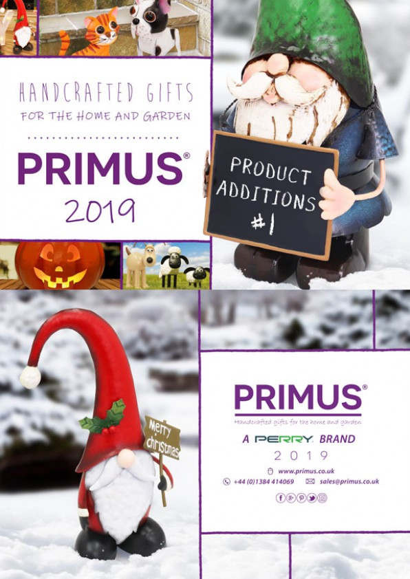 Primus 2019 Productaddittions