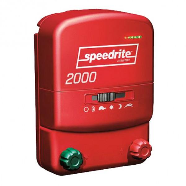 2000 Unigizer lichtnet- en accu-apparaat Speedrite