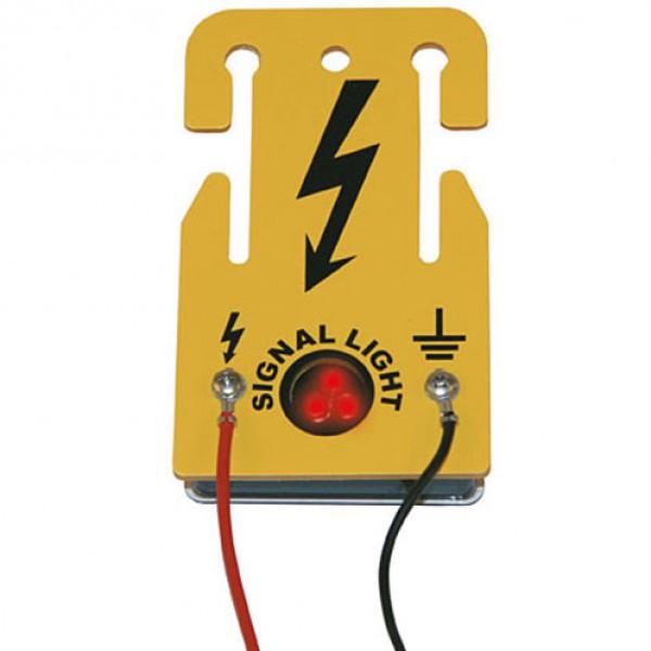 Afrasteringslampje 'Power Blinker'