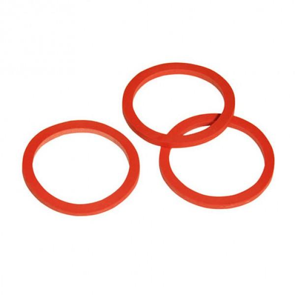 Ventieldichting rood 3mm voor speenemmer