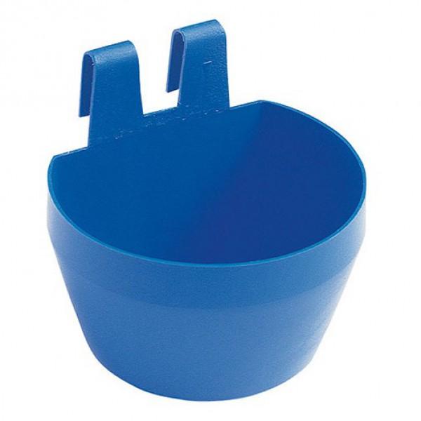 Drinkbeker en voederbakje 0,3L blauw