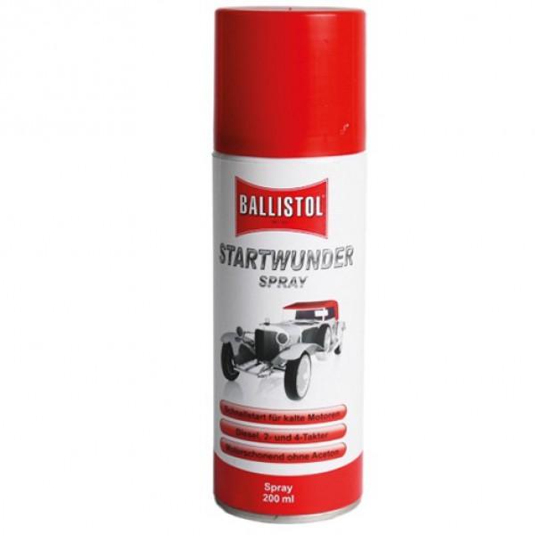 Starthulp ('Startwunder') Ballistol