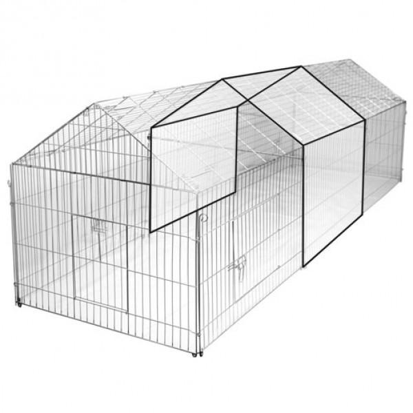 Aanbouwelement van uitloopren 110x103x103cm