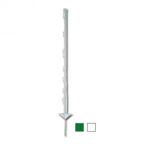 Kunststofpaal 105cm groen Göbel