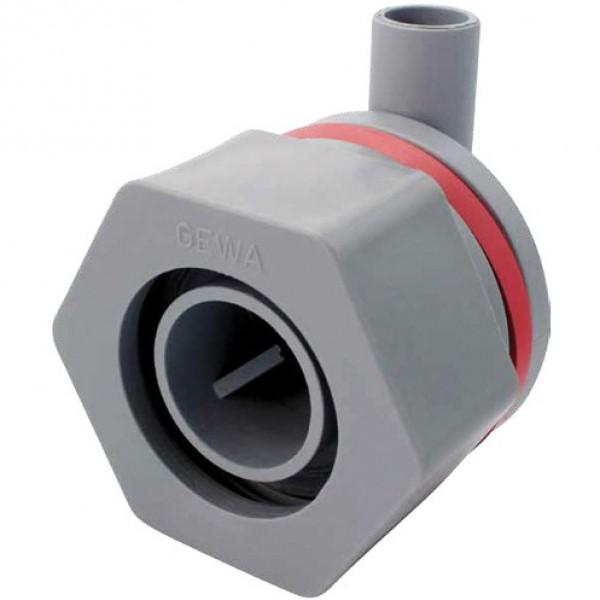 Compleet ventiel voor speenemmer en lammerenbar Gewa