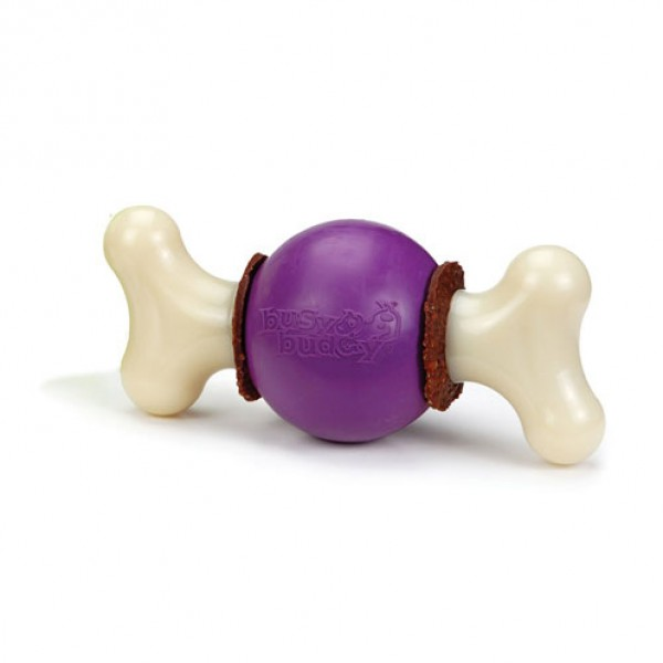 Petsafe BB-BCY-BN-S-28 Busy Buddy Bouncy Bone Small