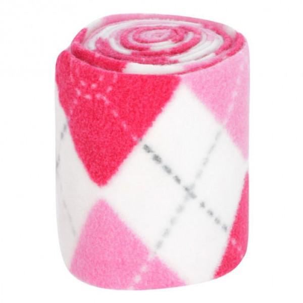 Fleece bandages 'Lilly' Pony 8x200cm, 4 stuks