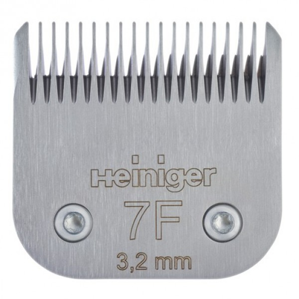 Scheerkop Saphir nr. 7F Heiniger