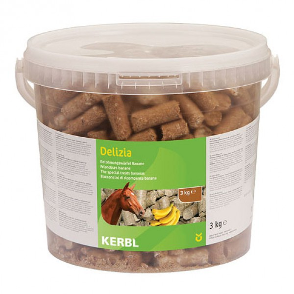 Delizia the Special Treats - Banaan 3kg