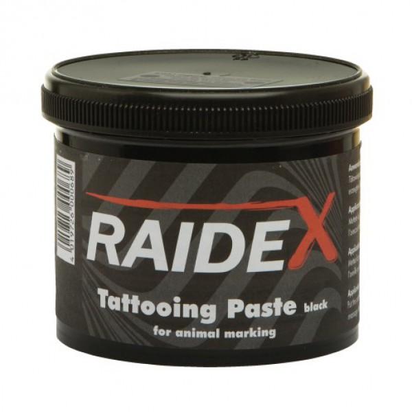 Tatoeëerpasta Raidex, pot 600 gr
