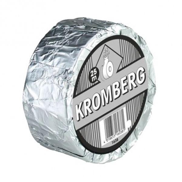 Klauwverband 'Kromberg' zwart 25m