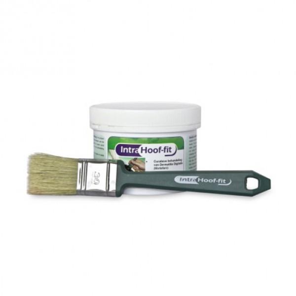 Hoof-fit gel 330ml met kwast Intracare