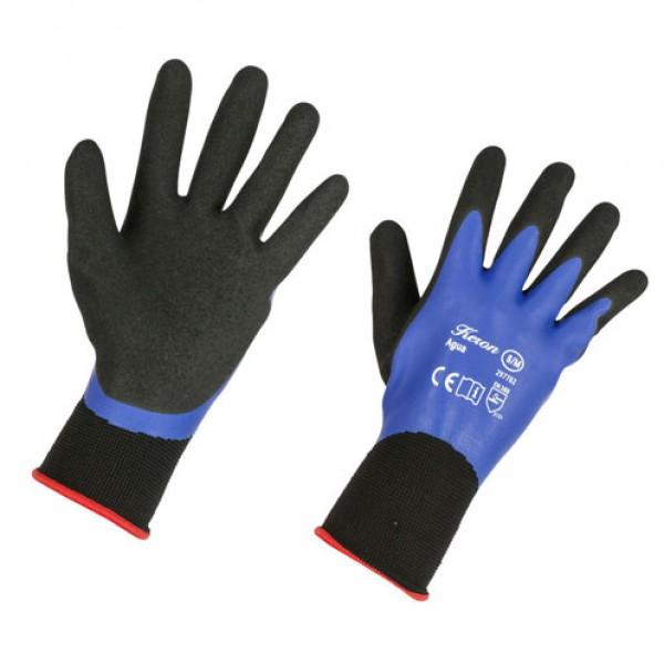 Handschoenen fijngebreid 'Agua'