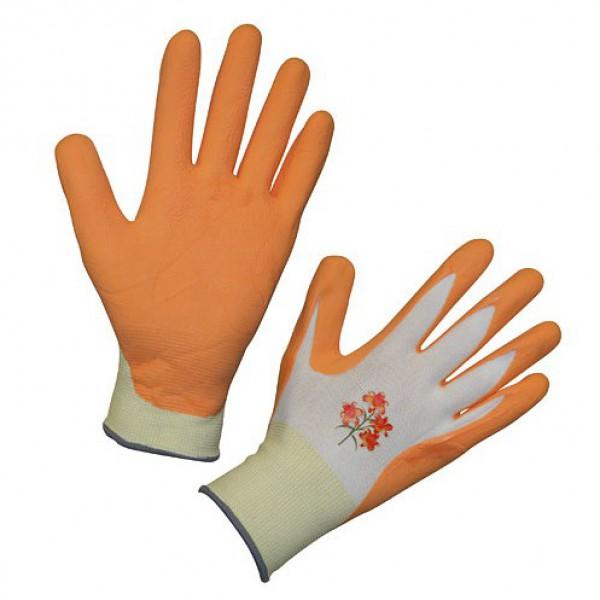 Handschoenen 'Garden Care' oranje