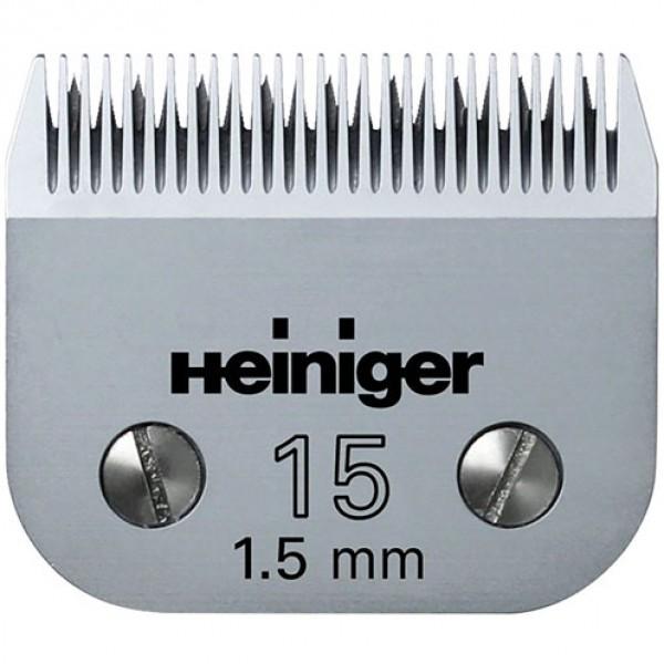 Scheerkop Saphir nr. 15 Heiniger