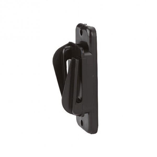 Klauwisolator voor schriklint tot 20mm, 10 stuks