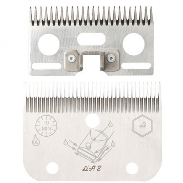 Stel messen 'A2' 24/35 tanden 3mm Liscop