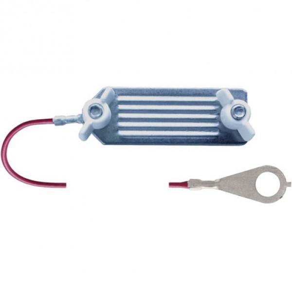 AKO Aansluitkabel voor lint tot 40 mm met RVS klem, 1-pack