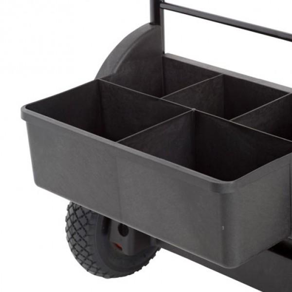 Grote tray voor zadelwagen Stable & Barn