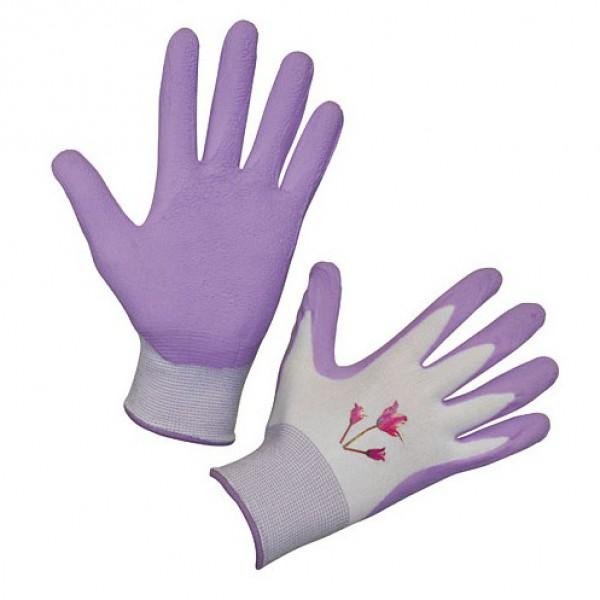 Handschoenen 'Garden Care' paars