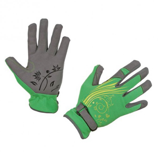 Handschoenen 'Secret Garden' mt 9/L