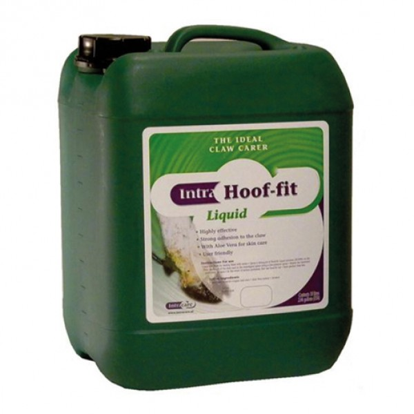 Hoof-fit Liquid 10L Intracare
