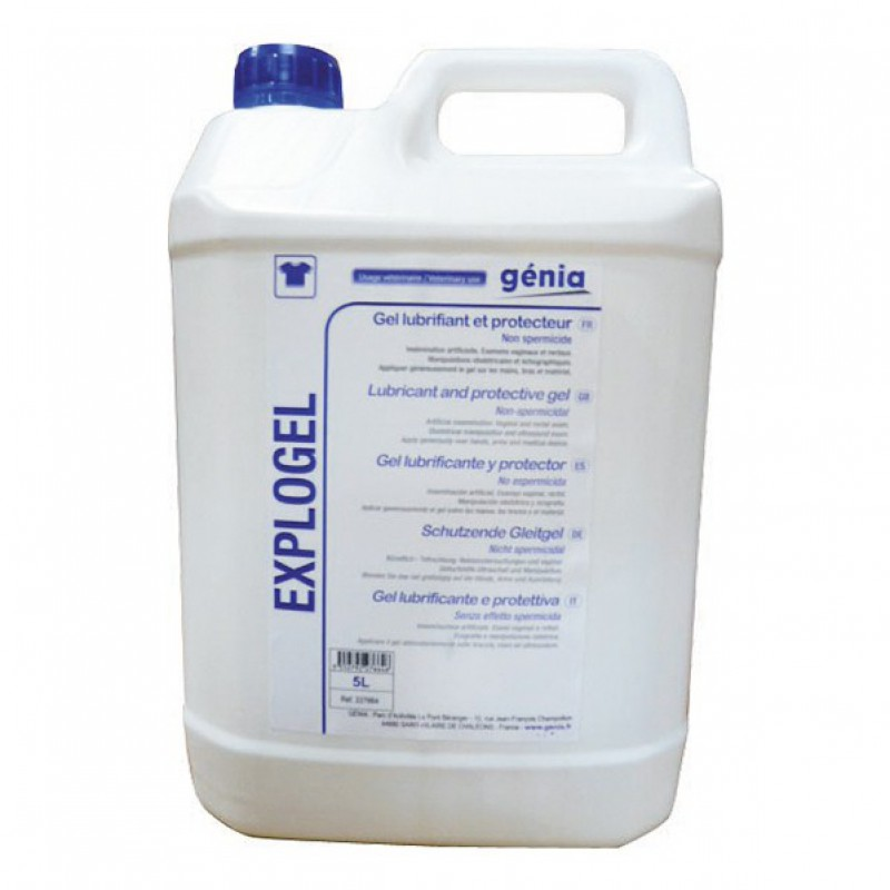 Glijmiddel 'Explogel' 5 liter