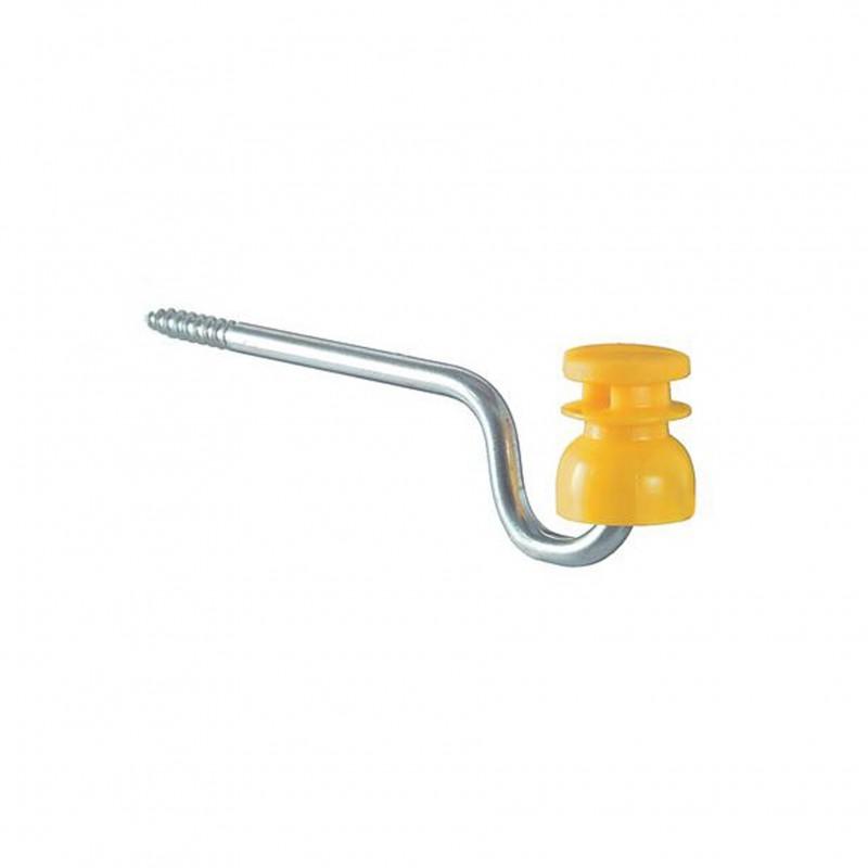 Sleuf-isolator op steun 13cm, zakje 25 stuks Göbel