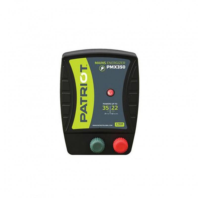 PMX 350 lichtnet-apparaat Patriot