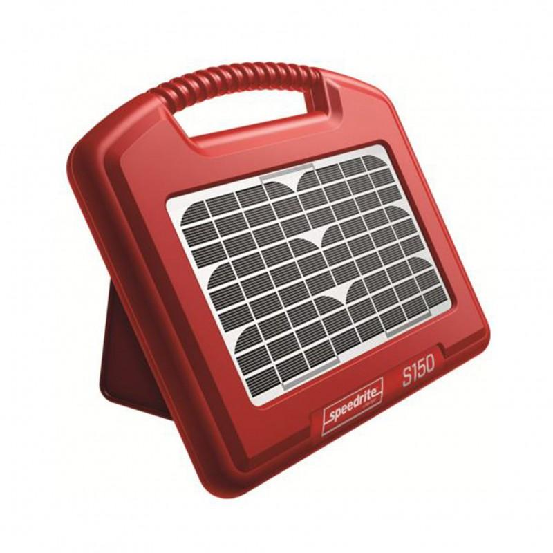 S 150 accu-apparaat met geïntegreerd zonnepaneel Speedrite