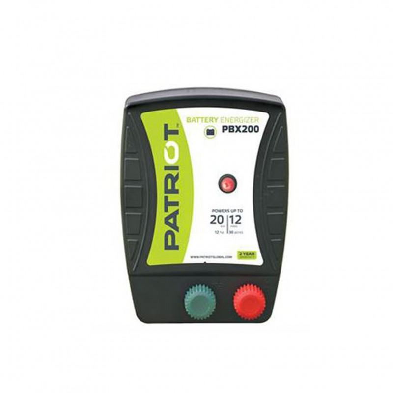 PBX 200 appareil sur batterie Patriot