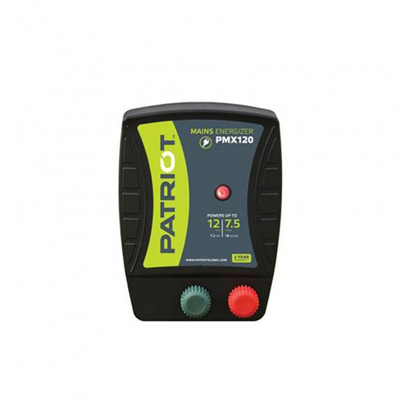 PMX 120 lichtnet-apparaat Patriot