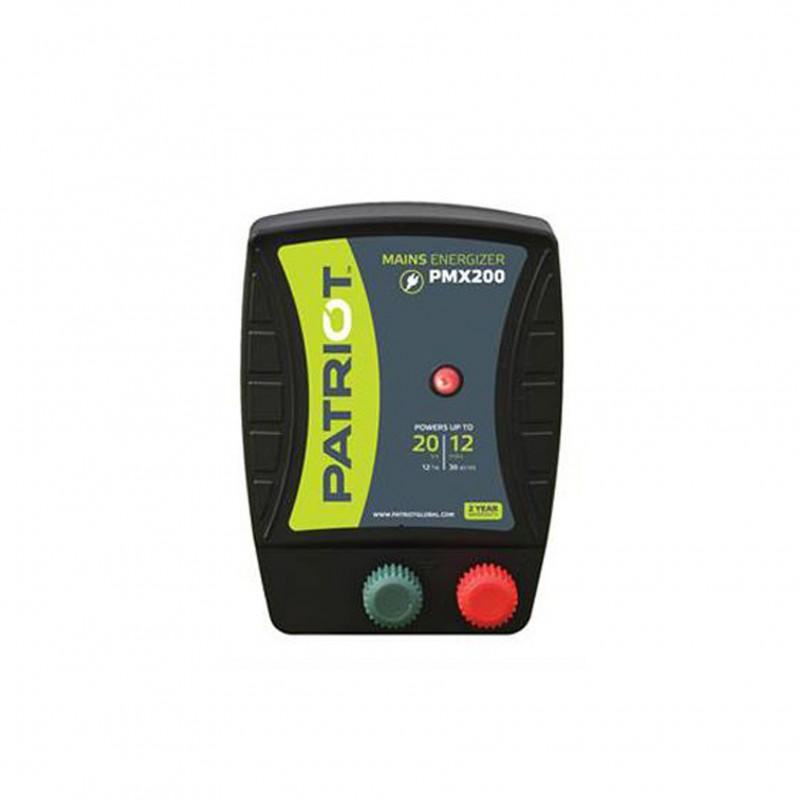 PMX 200 lichtnet-apparaat Patriot