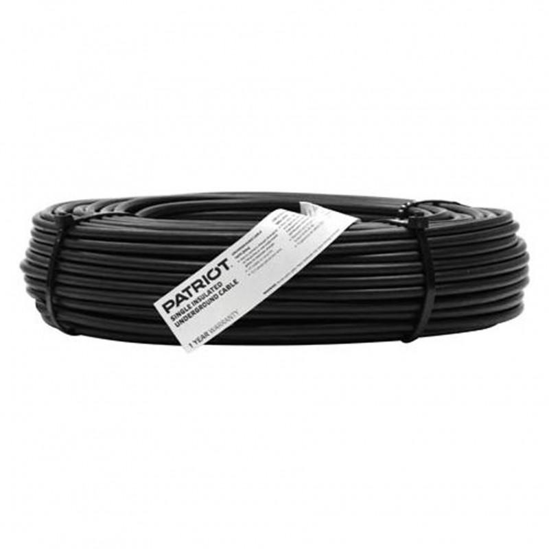 Câble haute tension 2,5 mm x 15 mètres Patriot