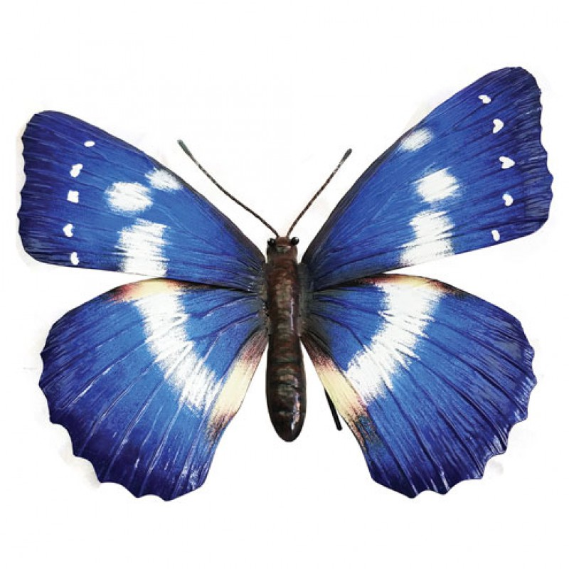 Giant metal 3D Blue Butterfly Primus