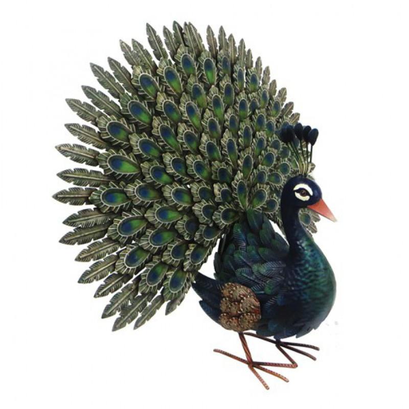 Deluxe metal Peacock Primus