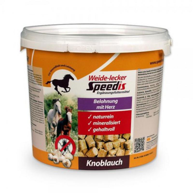 Paardensnoep Knoflook 'Leckerspeedis' 3kg