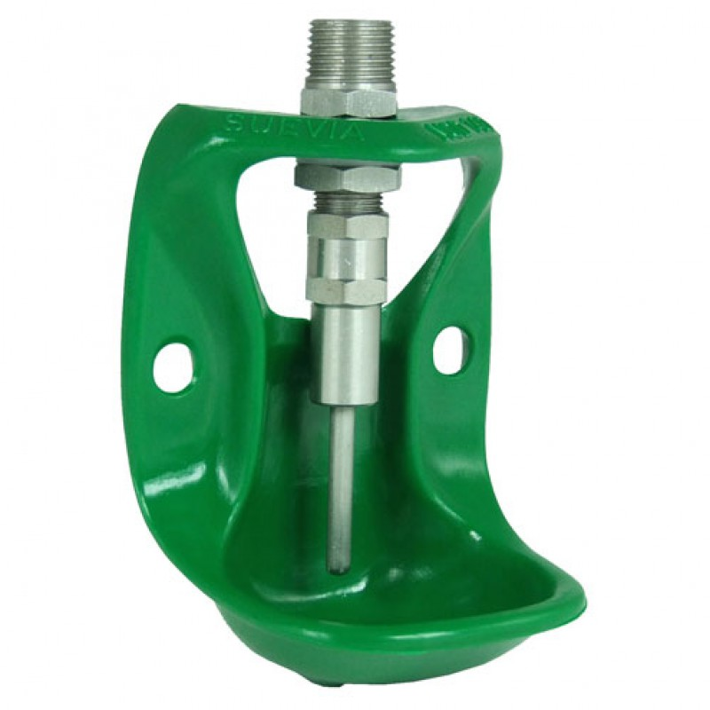 Suevia 100.0149 Drinkbak model '140P' kunststof inox ventiel