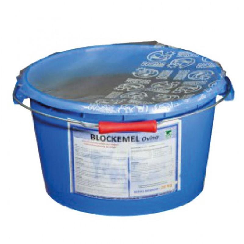 Mineralenemmer Ovina/schapen 20kg Blockemel