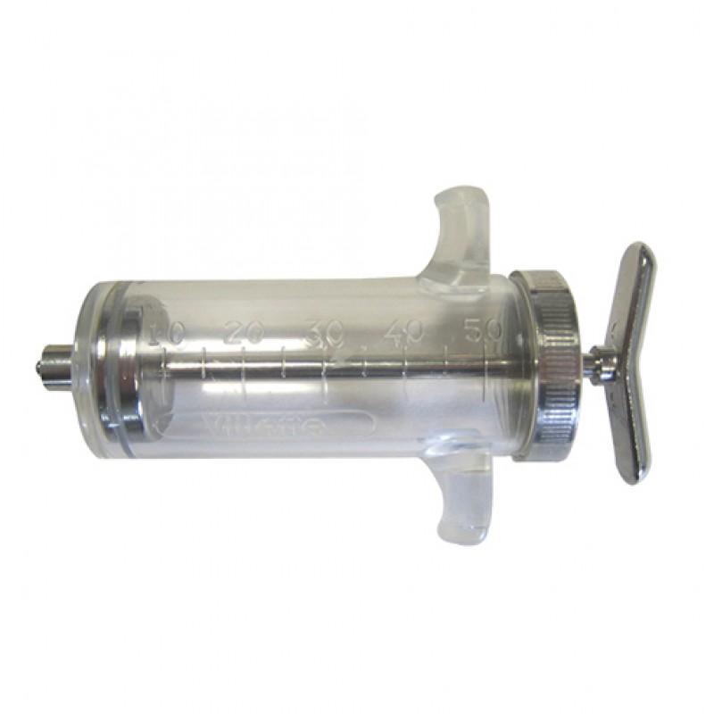Injectiespuit 'Metalplex' 50ml