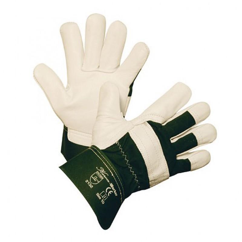 Handschoenen 'Worker' mt 8/M