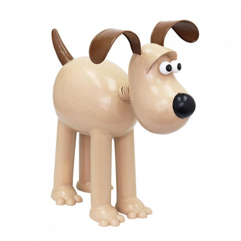 Gromit metal sculpture Primus