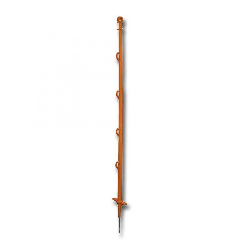 Kunststofpaal 'Variant' 103 cm oranje Göbel