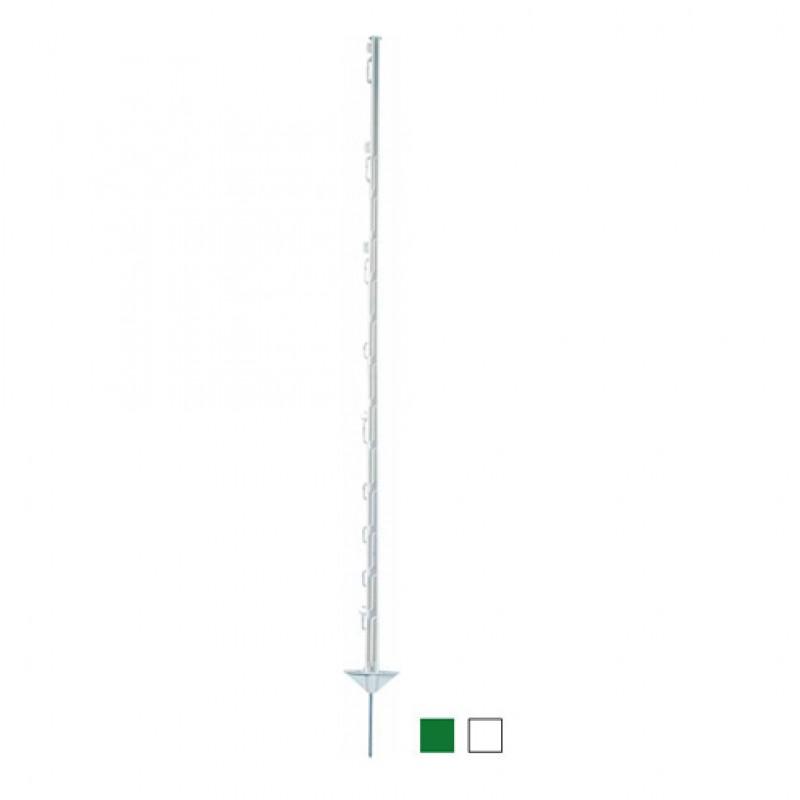 Kunststofpaal 150cm groen Göbel