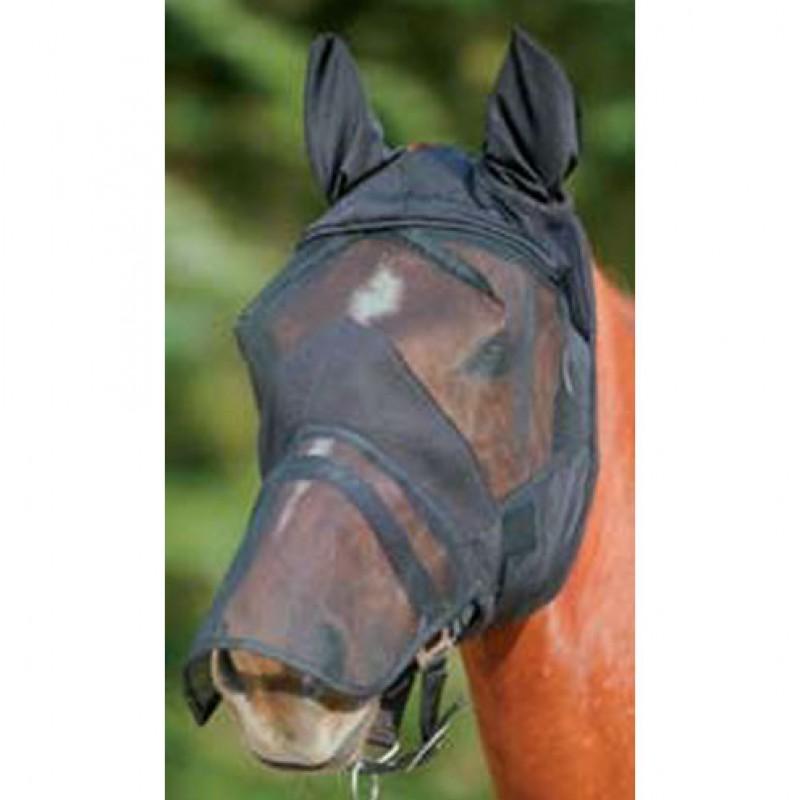 Vliegenmasker met neusbescherming Full