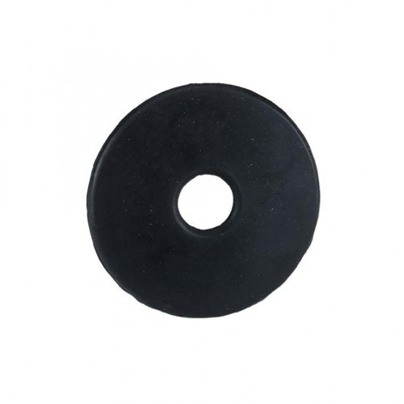 Rondelles de mors caoutchouc Ø 7cm, la paire