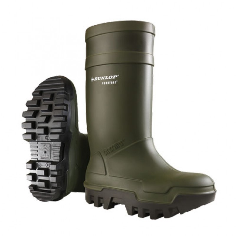 Bottes 'Purofort Thermo+' Full Safety Dunlop