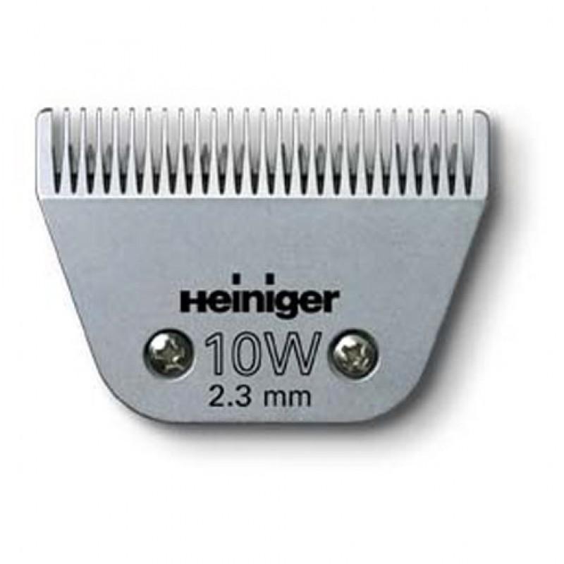 Scheerkop Saphir nr. 10 Wide Heiniger