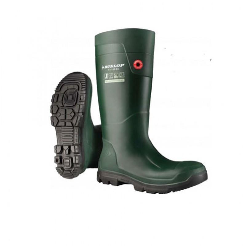 Laarzen 'Purofort Field Pro' onbeveiligd Dunlop