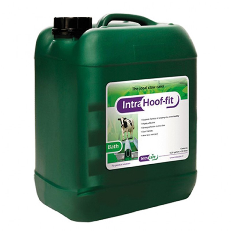 Hoof-fit Bath 20L Intracare